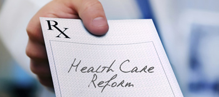 The 2,000-plus page healthcare reform bill, it turns out, was just an outline. As in all other newly minted laws,...