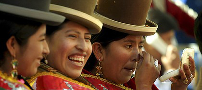 Evo Morales, the first indigenous President of Bolivia, was elected to office in 2005 with 53% of the vote. His...