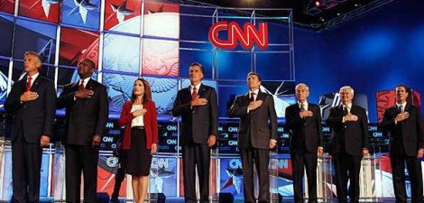 You may recall that in one of the earlier Republican debates, all candidates were asked if they could support a...