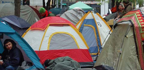 Occupy-Seattle-Tent-City