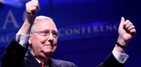When Kentucky Senator Mitch McConnell unashamedly announced that the GOP's primary goal was to make sure that President Obama would […]