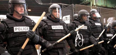 One of the many disturbing trends since 9/11 is the steady militarization of our domestic police. Thanks to loads of...