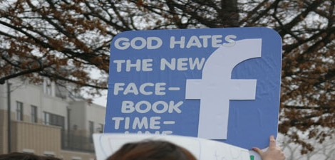 In case you've been living under a rock:  members of the Westboro Baptist Church of Topeka, Kansas are notorious for […]