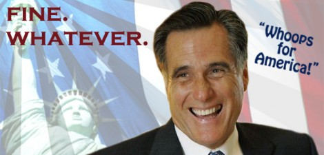 Back in the ancient times of January and early March, 2012, Mitt Romney was unable to carry early Southern states...