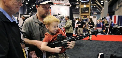 The National Rifle Association (NRA) is the lobbying arm of the firearms industry. It uses fear, racism, and focus-group tested...