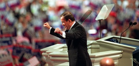 Do you remember Pat Buchanan, the one-time Republican candidate who challenged incumbent President George H.W. Bush for the presidency in...