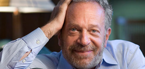 In a recent blog post, Robert Reich points out that Obama won re-election, so he needs to aim much higher...
