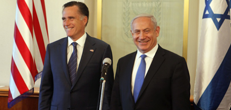 For the first time in history, an Israeli prime minister took sides in an American election. The right wing, saber...