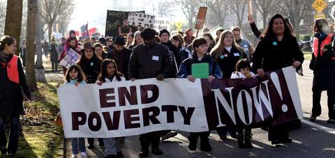 Poverty in USA-a