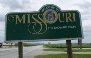 welcome to missouri