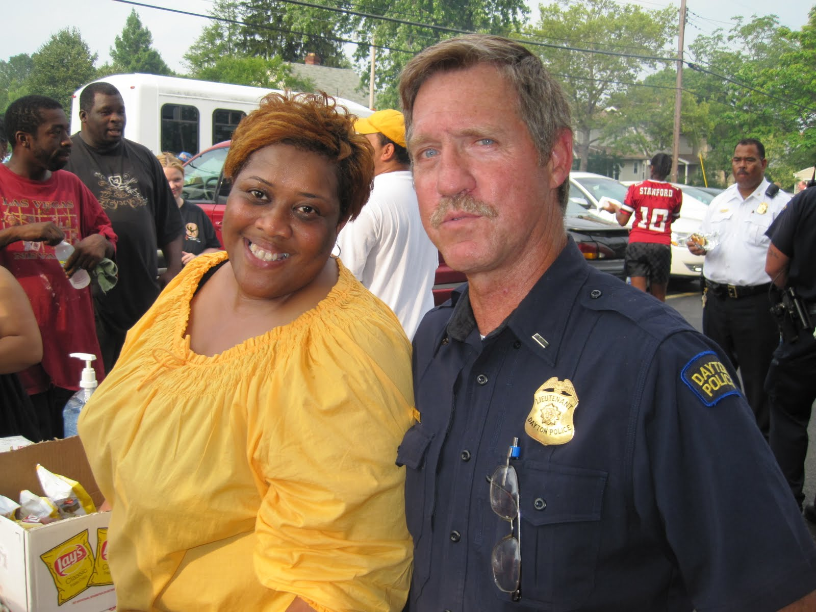 community policing  The Department of Justice defines communityPolice Helping The Community