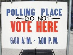 Polling-place-do-not-vote-here-2