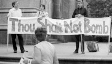 berrigan protest
