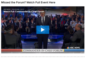 commander-in-chief-forum
